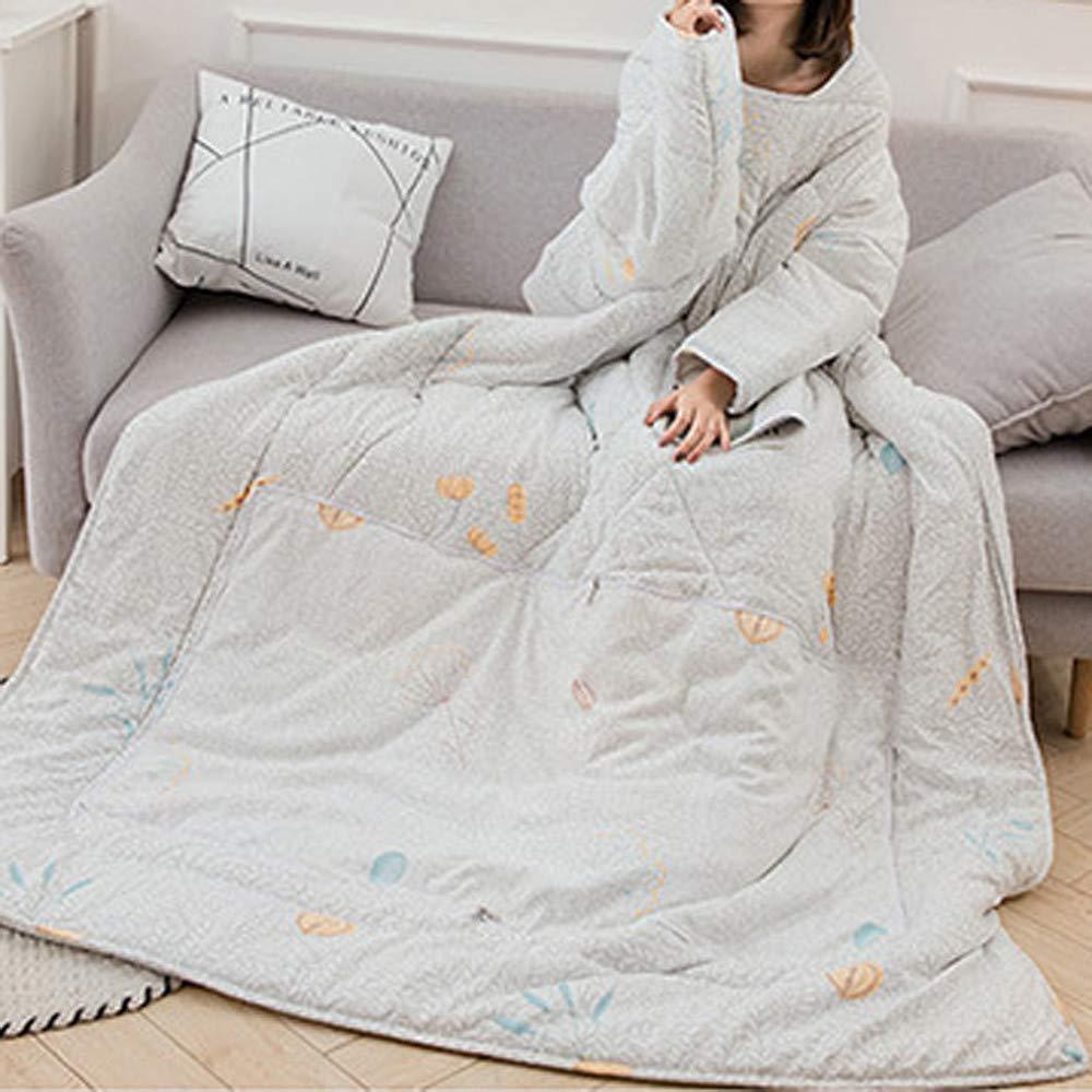 Manta de Cama Bedding Mantas 150cmX200cm Algodón Invierno ...