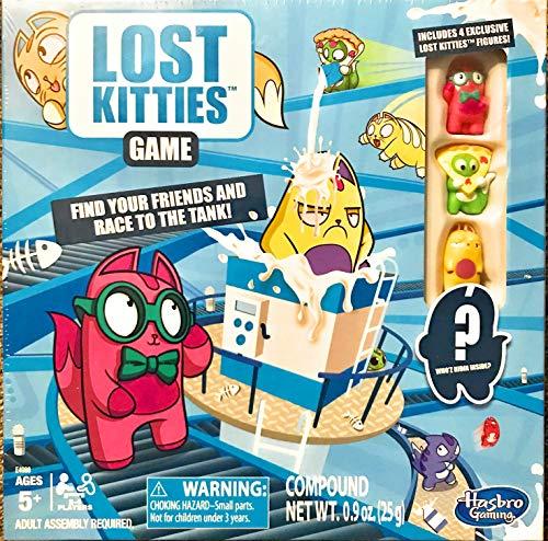 Lost Kitties Game Bonus 4 Exclusive Figures