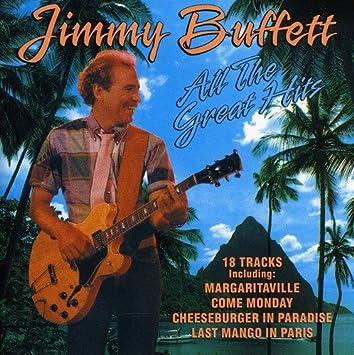 jimmy buffett all the great hits amazon com music rh amazon com jimmy buffett greatest hits cd jimmy buffett greatest hits cd
