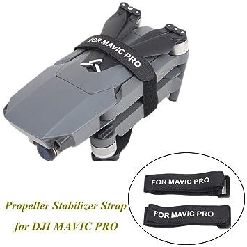 2pcs hélice Estabilizador para DJI Mavic Pro Drone enfoldment ...