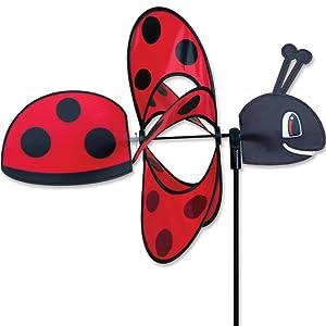 Premier Kites Whirly Wing Spinner - Ladybug