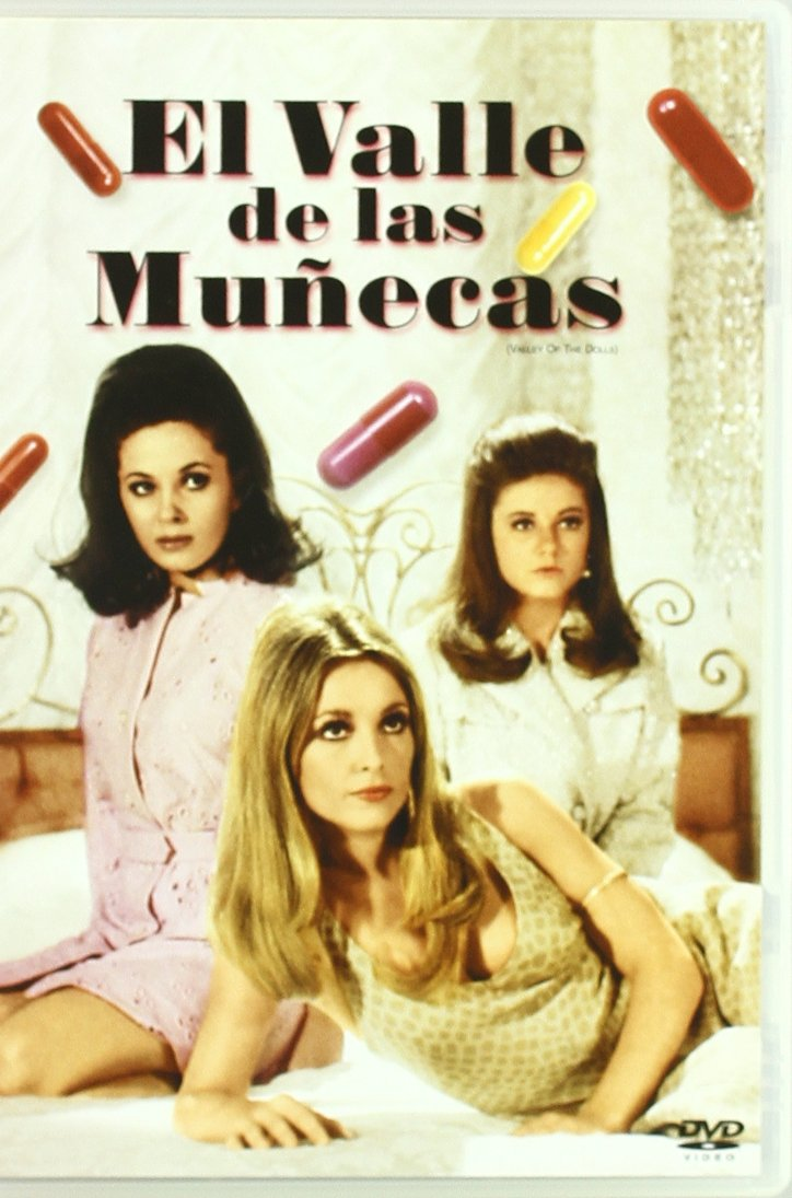 Valley Of The Dolls 1967 Non Usa Format Pal Reg 2 Import Spain Barbara Parkins Lee Grant Naomi Stevens Patty Duke Paul Burke Sharon Tate Tony Scotti Martin Milner Charles