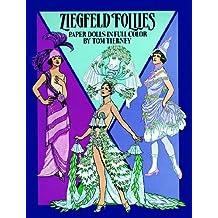 Ziegfeld Follies Paper Dolls