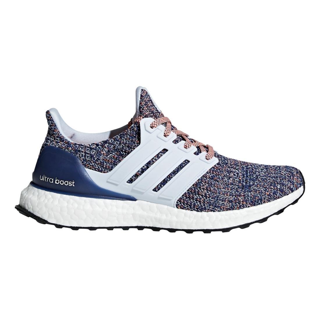 adidas Women's Ultraboost W Running Shoe B075R7WW94 10.5 B(M) US|Aero Blue S, Aero Blue S, Noble Indigo S