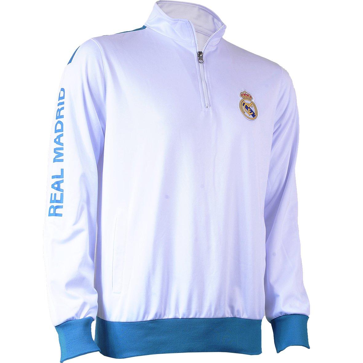 Real Madrid rma-sa-8001 BC Mixed/B Chándal para Hombre, Unisex ...