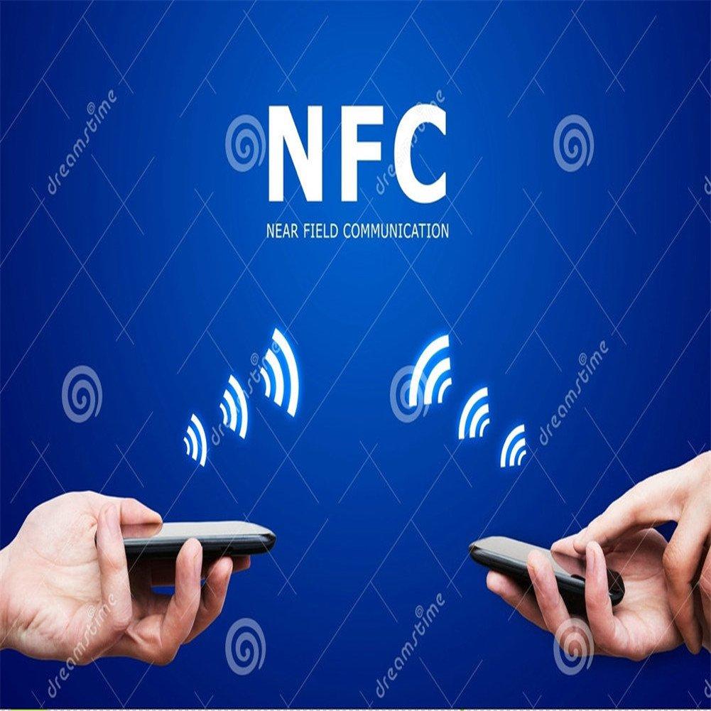 Android Smartphone NFC Smart cerradura de puerta para Hotel Condon oficina o apartamento os8015nfc: Amazon.es: Bricolaje y herramientas