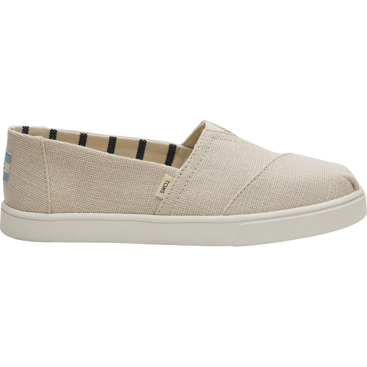 1e52e24a3e51a TOMS Women's Alpargata Espadrille, Size: 6.5 B(M) US, Color: Natural  Heritage Can