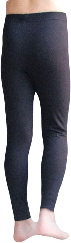 Boys Girls Toddler Thermal Underwear Bottoms Kids Ultra Soft Winter Long Johns Pants Base Layer