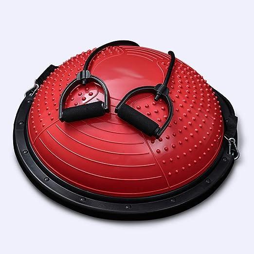 JTQMDD Bola de Equilibrio del hemisferio de Yoga Pilates ...