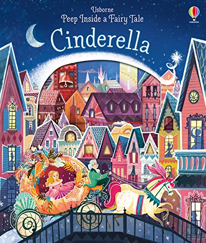 Peep Inside a Fairy Tale Cinderella: 1