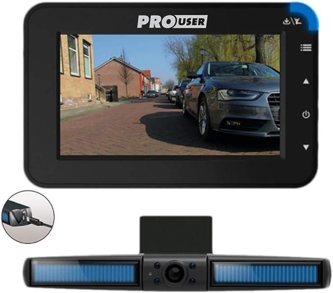 Pro User Solar Reversing Camera System Drc4310 Solar Elektronik