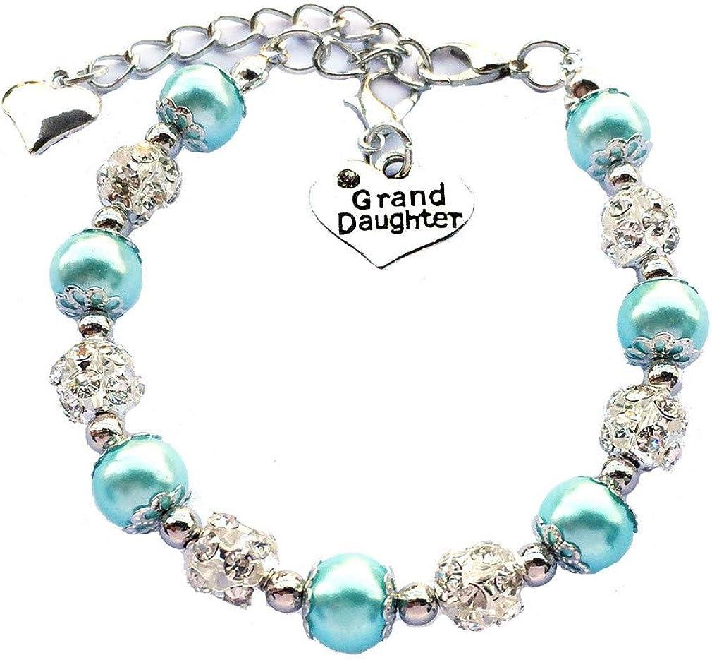 DOLON Infinity Heart Charm Family Tree Bracelet Bangle Jewelry-12 Styles