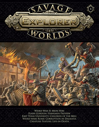 Savage Worlds Explorer #4