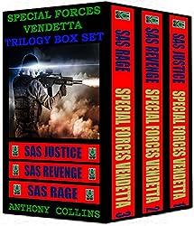 SPECIAL FORCES VENDETTA: TRILOGY BOX SET