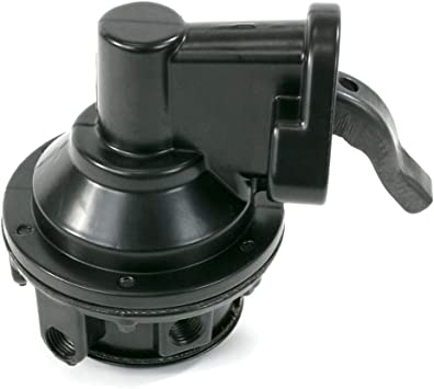 TSP Chevy Big Block 80 GPH Black Mechanical Fuel Pump JM1004BK