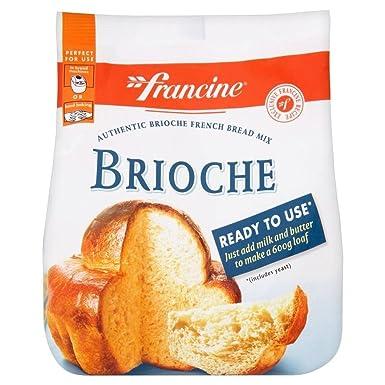 Francine Brioche (375g) - Pack of 2