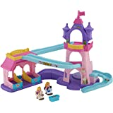 Fisher-Price Little People Disney Princess Klip Klop Stable Playset