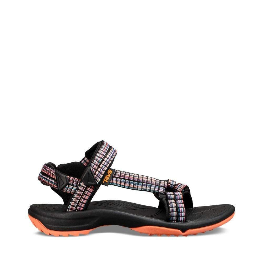 Teva Women's W Terra Fi Lite Sandal B077HRLKMF 5 B(M) US|Samba Coral Multi