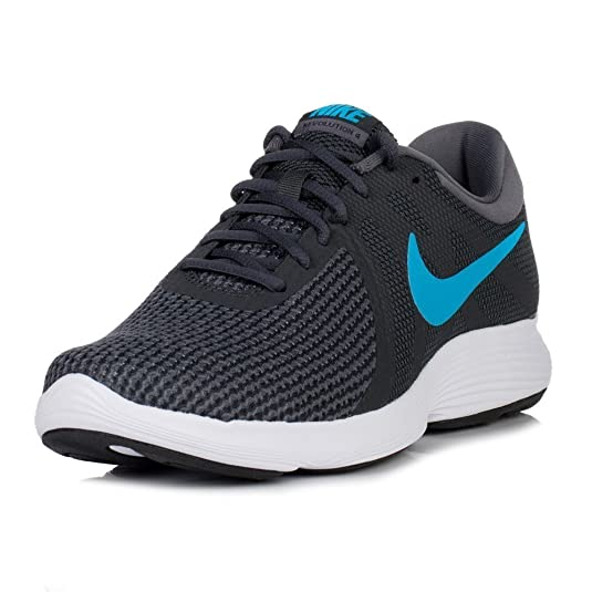99d9412e3 NIKE Unisex Adults Zapatillas De Running Revolution 4 Fitness Shoes ...