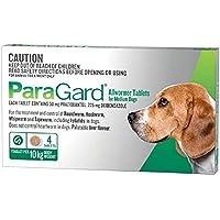 Paragard Paragard Allwormer Tablets for Dog, 4 count Medium