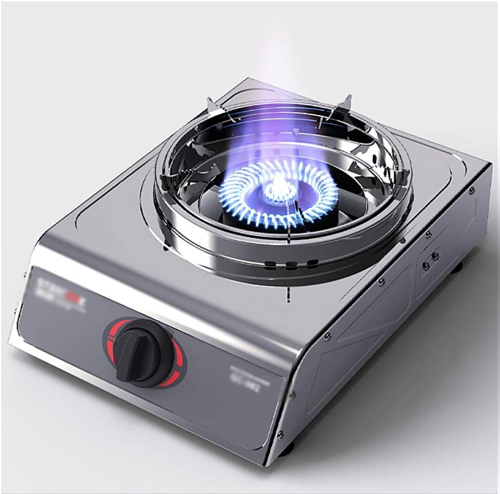 HJJ Placa de Gas Olla Cocina de Gas portátil Estufa de Gas a ...