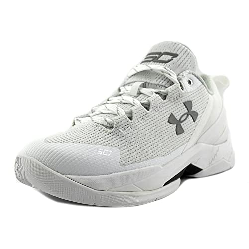 sale retailer 5136b 80814 Under Armour Boy's UA BGS Curry 2 Low Athletic Shoes
