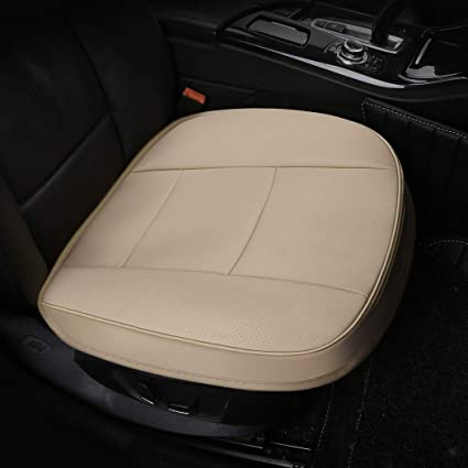 Microfiber Leather Car Seat Cushion CoversCar Pad ProtectorSuit Most Cars