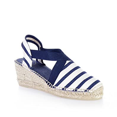 446f45e0c0970 Toni Pons TARBES - Vegan Espadrille for Woman Made in Fabric ...