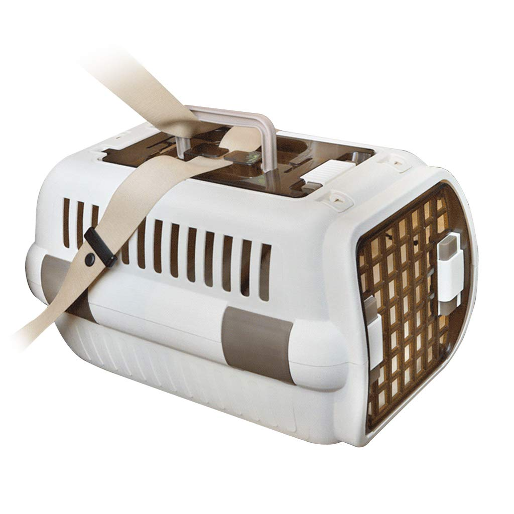 500 JWD TwoDoor Pet HardSided Cat Carriers  TopLoad Pet Kennel,Top Load, Suitable For Cats, Puppies, Puppies And Rabbits