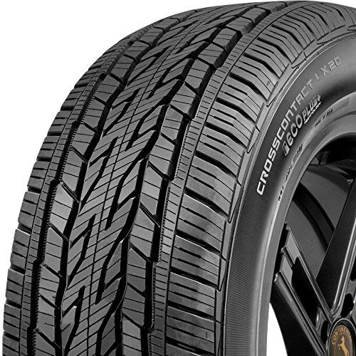 Continental CrossContact LX20 all_ Season Radial Tire-P275/55R20 111T (2011 Chevy Silverado 20 Inch Tire Size)