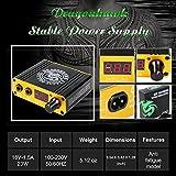 Extreme Rotary Tattoo Machine Kit Power Supply