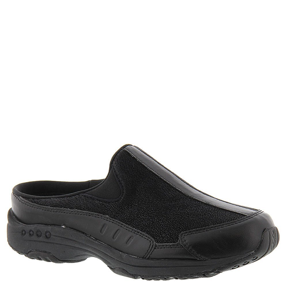 Easy Spirit Travel Time Women's Slip On 10.5 B(M) US Black