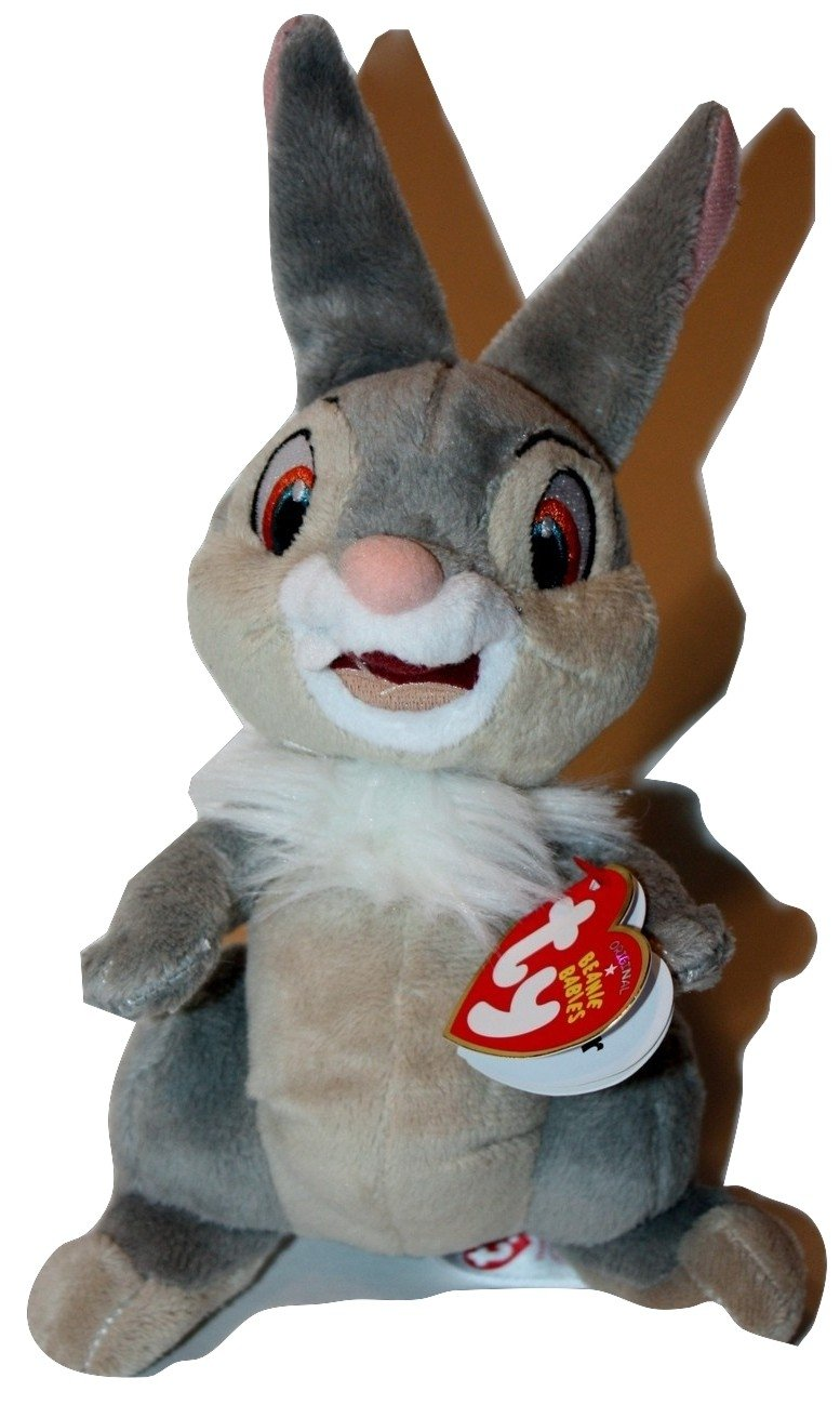 7b7492cbee9 Amazon.com  Ty Original Beanie Babies Thumper  Toys   Games