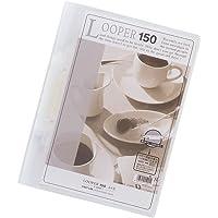 リヒトラブ ルーパーファイル150 25冊入 A4 乳白
