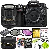Nikon D7500 DSLR Camera with Nikon 18-300mm Lens Outdoors Kit