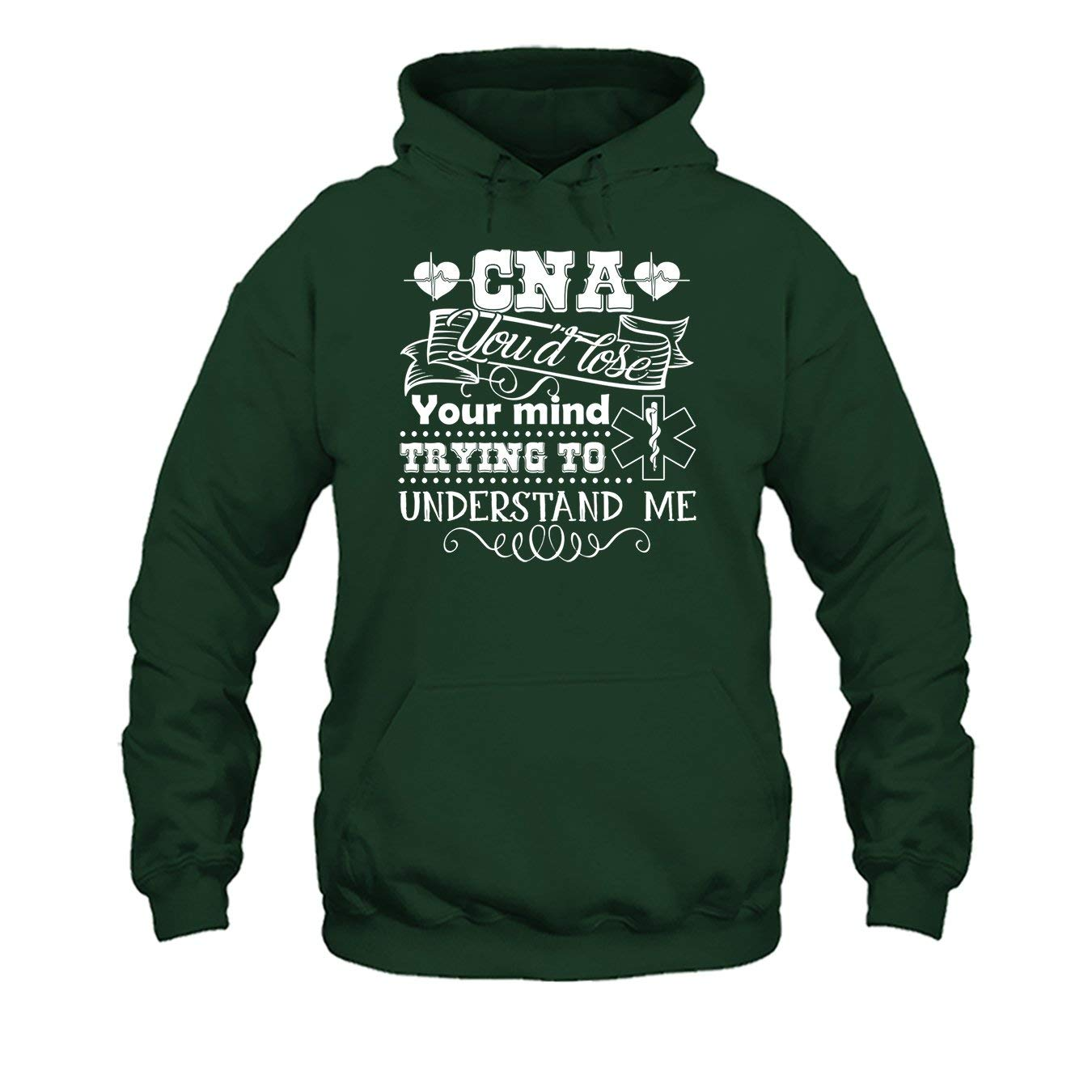 Trying to Understand CNA Shirt Tee Shirt Mens Shirt