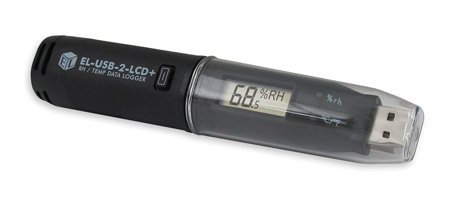 Temtop TemLog 20H PDF Temperature and Humidity Data Logger USB Model 32000 Points 5 Pack