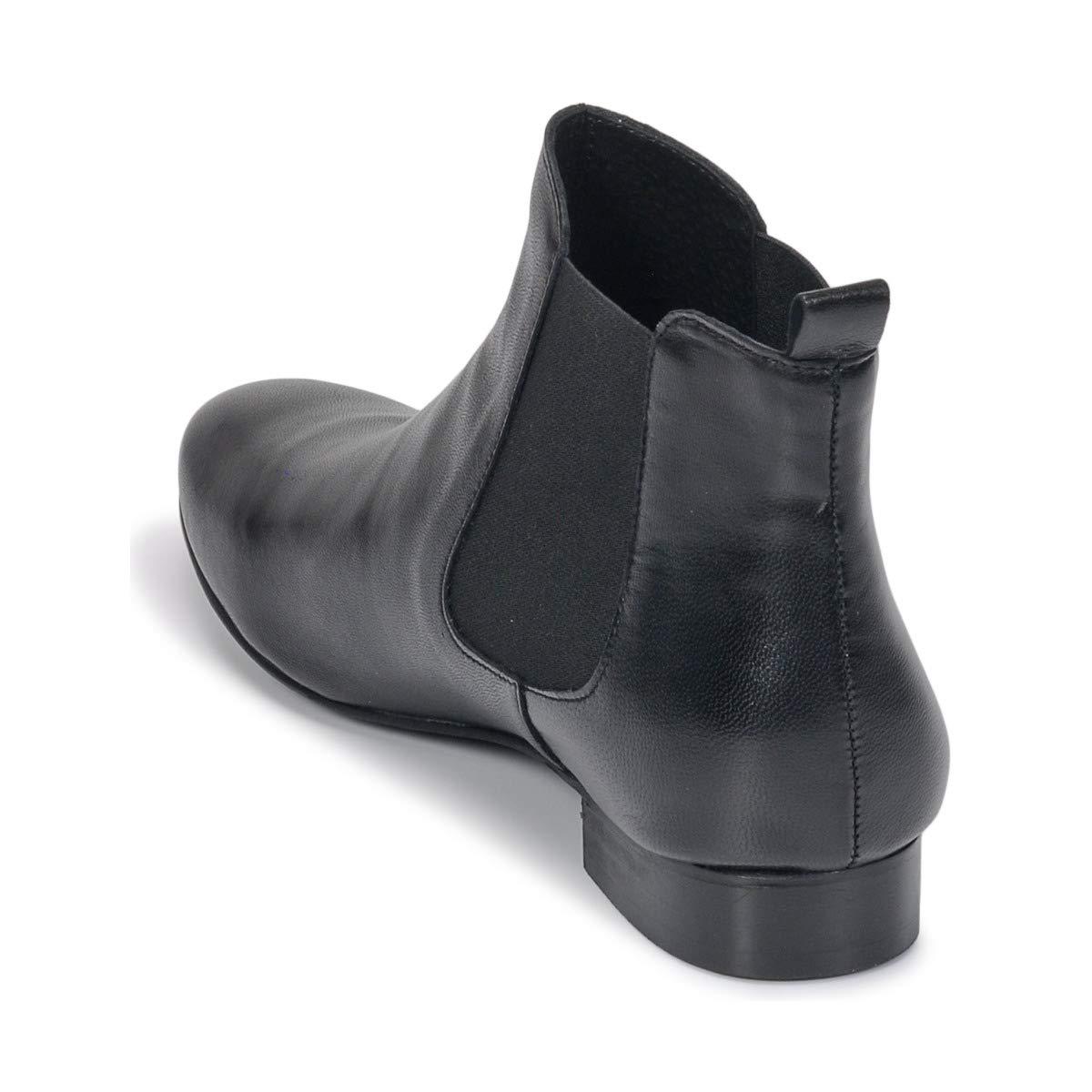 Betty HYBA London HYBA Betty Stiefelletten Stiefel Damen Schwarz Stiefel 2c0231