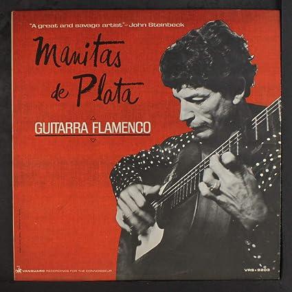 guitarra flamenco LP: MANITAS DE PLATA: Amazon.es: Música