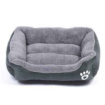 Wuwenw Cama para Perros Pequeños Y Medianos Perros Grandes 2XL Pet Dog House Warm Cotton Puppy