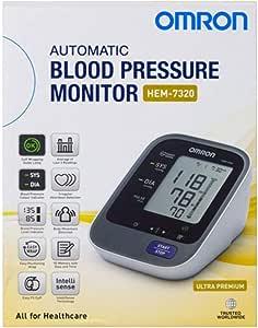 Omron HEM-7320 Ultra Premium Automatic Blood Pressure Monitor