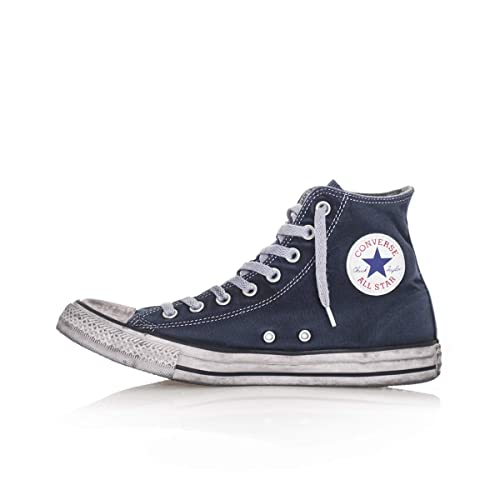 8fcf751860 Converse Star Hi Ltd Sneakers Unoisex, Chuck Taylor Ltd 156890C/NAVY Smoke,  colore Blu/Navy, Nuova Collezione Primavera Estate 2018: Amazon.co.uk:  Clothing