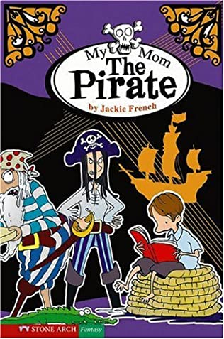 book cover of My Mum the Pirate