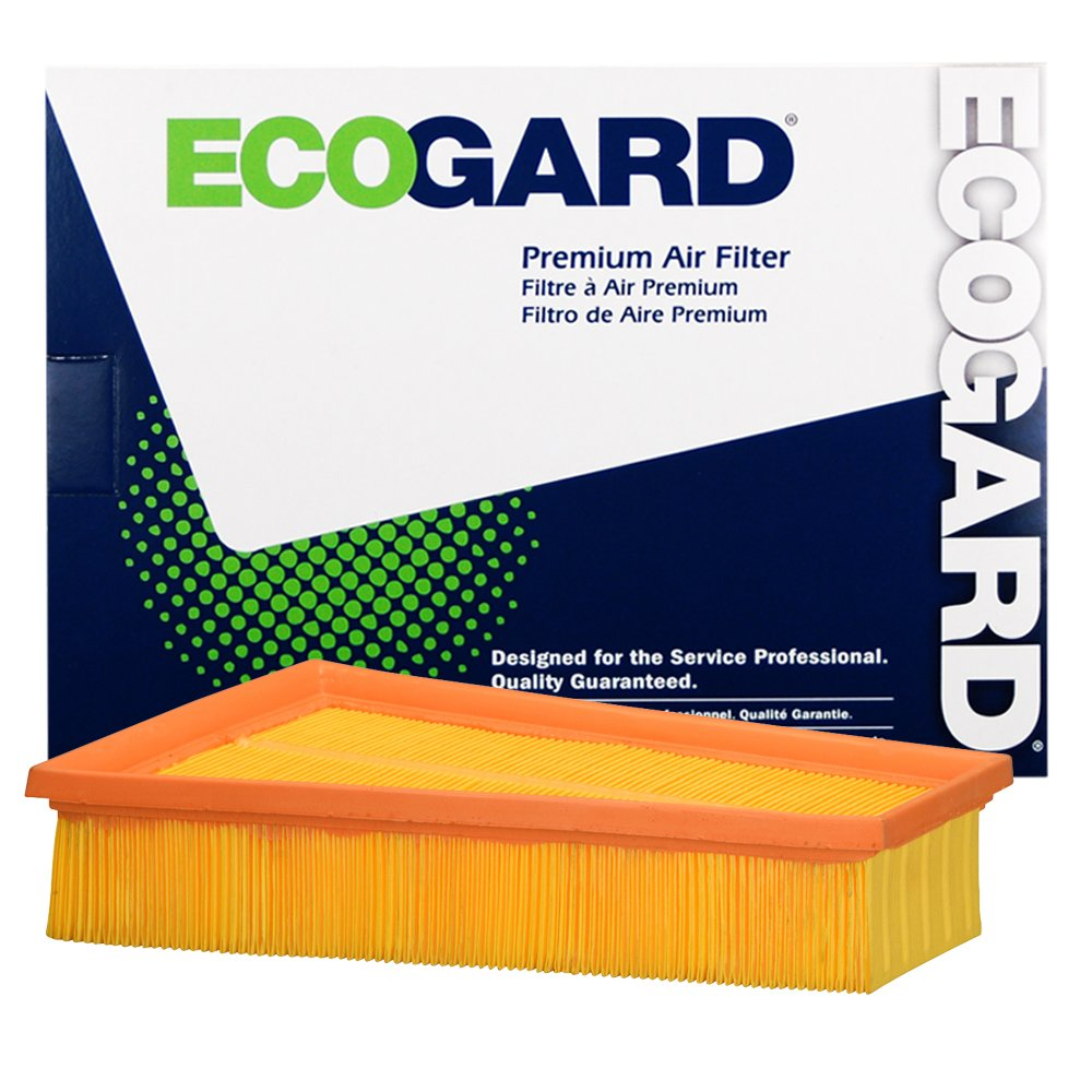 ECOGARD XA10464 Premium Engine Air Filter Fits Mercedes-Benz CLA250, GLA250/Infiniti QX30, Q30/Mercedes-Benz B250