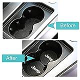 2 Pcs 2.75 inch Car Interior Accessories Anti Slip