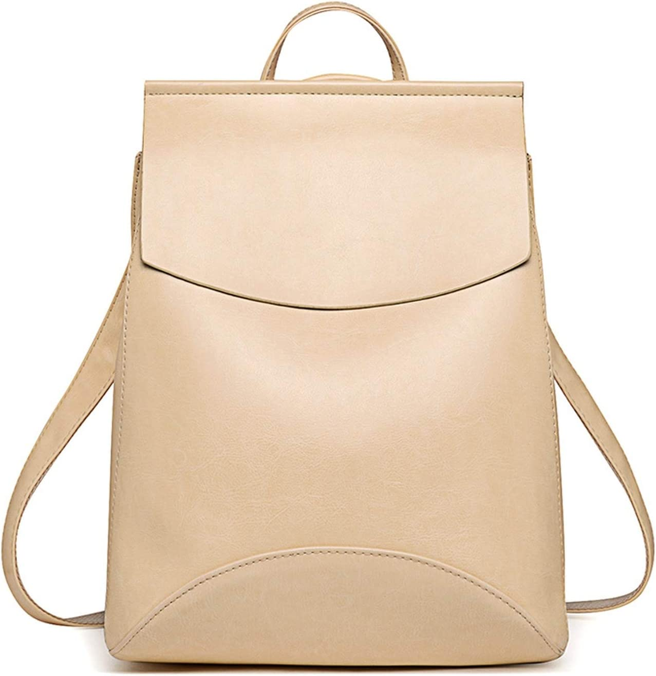 Fashion Women Backpack Youth Leather Backpacks For Teenage Girls Female School Shoulder Bag,Silver