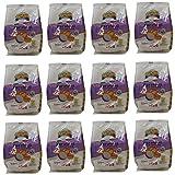 I Racconti del Grano: ''Taralli alla Cipolla '' Onion Taralli 8.82 Ounce (250gr) Package (Pack of 12) [ Italian Import ]