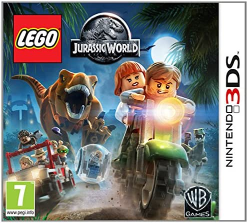LEGO Jurassic World [Importación Italiana]: Amazon.es: Videojuegos