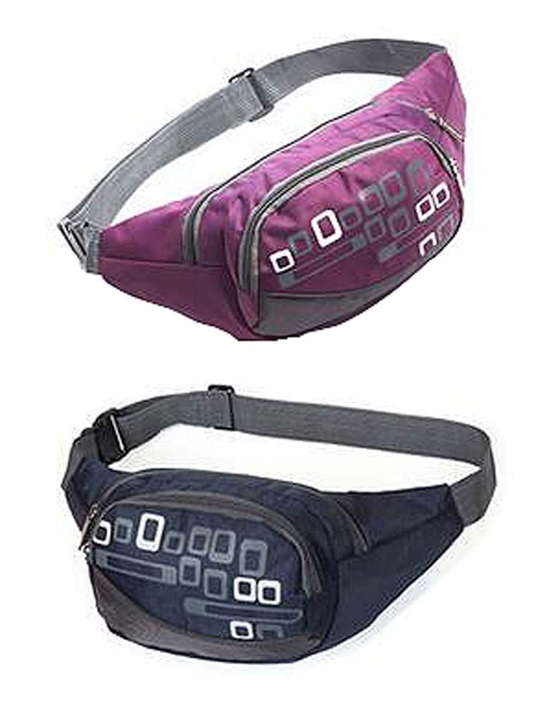 Conjunto de 2 2 2 mochilas multiusos para exteriores con equipamiento deportivo Bolsas para correr Bolsas deportivas cd37a2