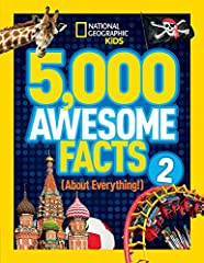 More exciting than a video game, this boredom-busting book is an explosion of information about sensational topics kids love: dessert, underwear, amusement parks, pirates, famous criminals, marsupials, Ancient Egypt, famous landmarks, you nam...